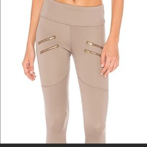 Varley Performance Leggings with zippers